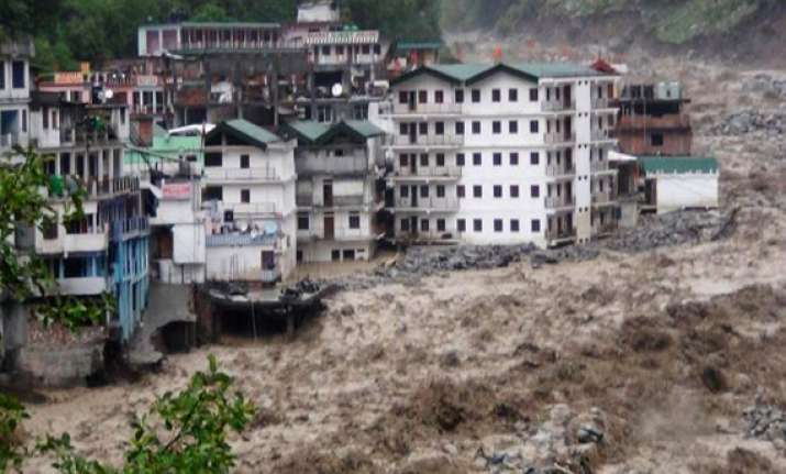 aai to rebuild some worst affected villages in uttarakhand