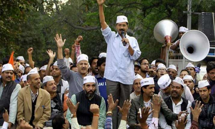 aap confident of winning in delhi