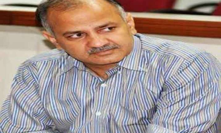 aap minister manish sisodia misused ngo foreign funds