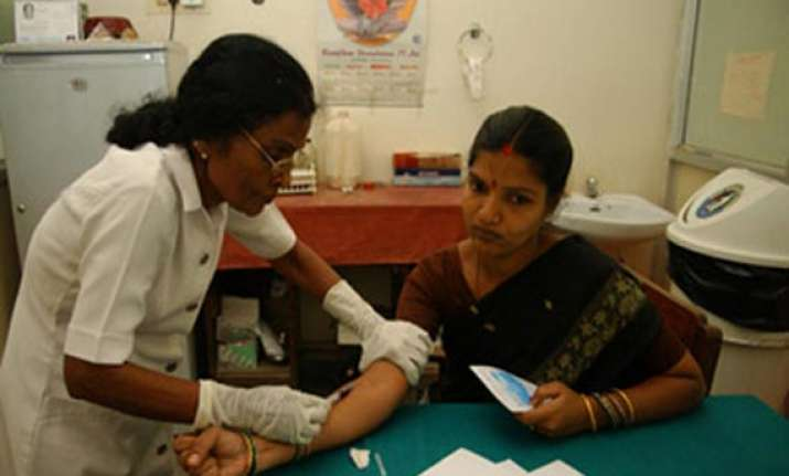 aids programme gets rs.2 550 crore