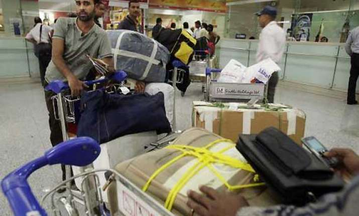 ai imposes blanket ban on excess baggage checked in by vips