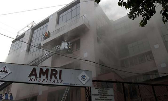 amri hospital staff did nothing as patients died of