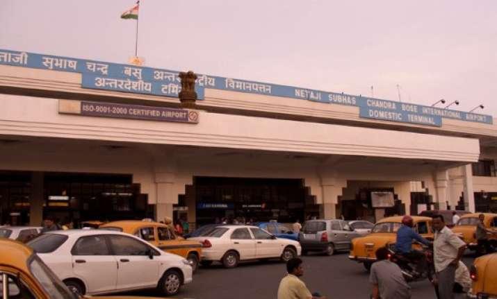 amss stops functioning for 2 hours at kolkata airport