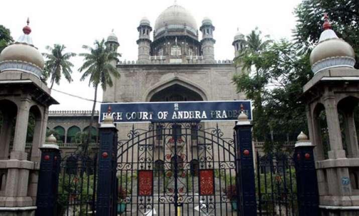 ap hc suspends judge dealing with cbi cases