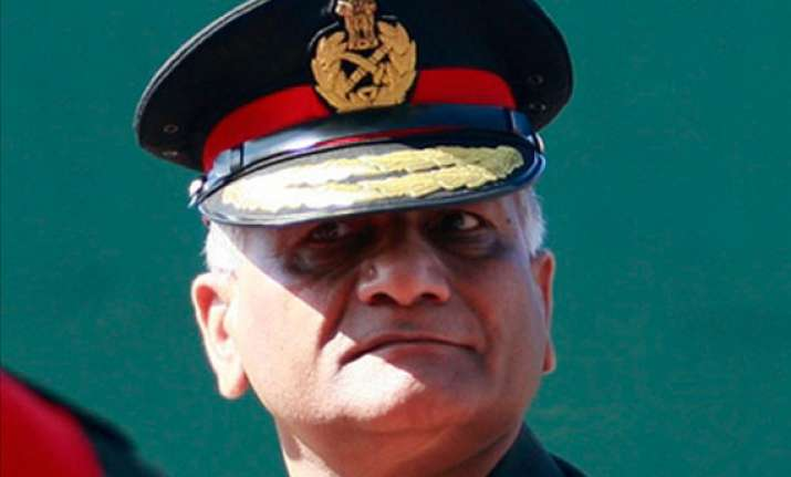 a lot of money was spent to tarnish my image says army chief