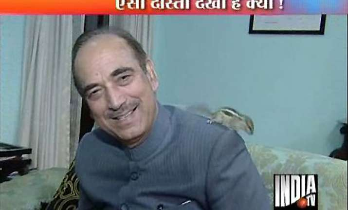 a tiny squirrel is ghulam nabi azad s close friend