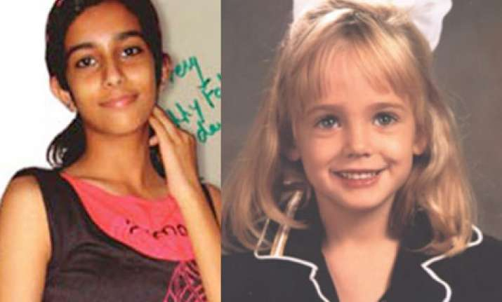 aarushi case reminds one of jonbenet ramsey murder case