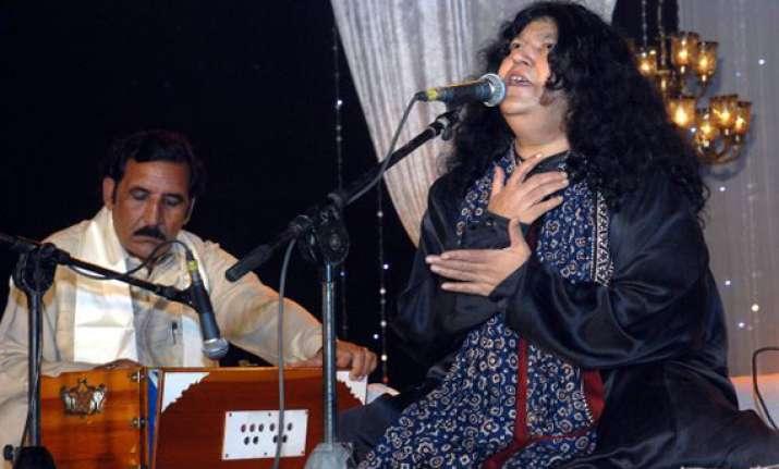 abida parveen casts her spell at delhi sufi festival