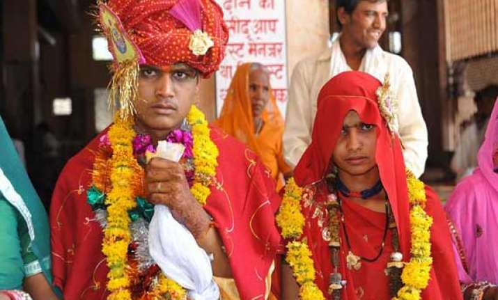 abolition of child marriage in india to take 50 more years