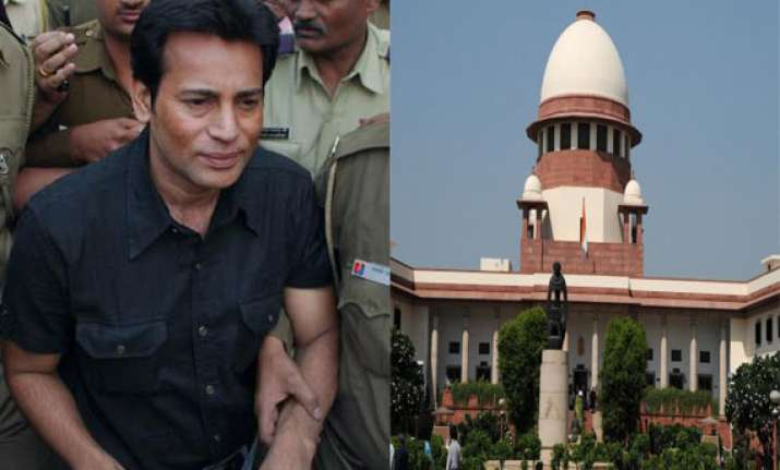 abu salem moves sc challenging conviction in passport case