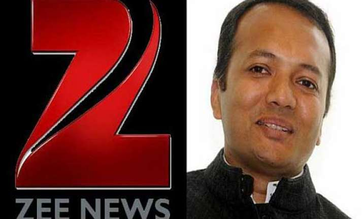 act against zee over jindal complaint ec to broadcasters