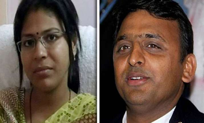 action against durga was taken to teach her a lesson ips