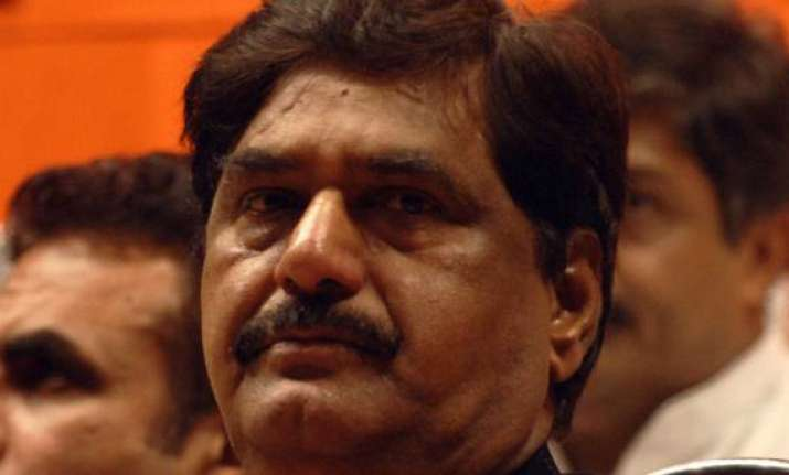 action against kushwaha followed his entry into bjp munde