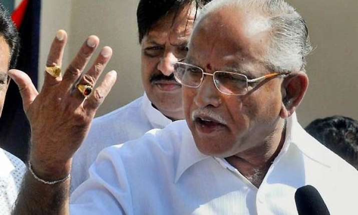 action against ramdev unpardonable crime says yeddyurappa