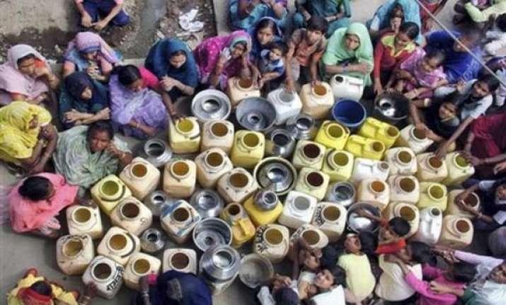 acute water crisis in mumbai today