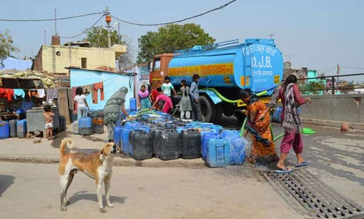 additional water from ganga to augment supply in noida