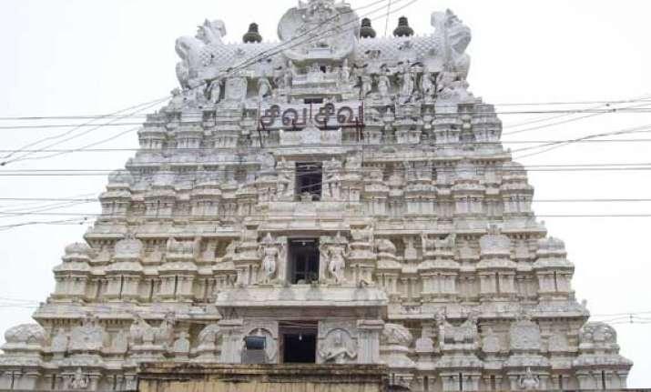 adi festival begins at ramanathasamy temple