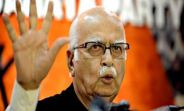 advani asks centre to radically alter policy towards terror