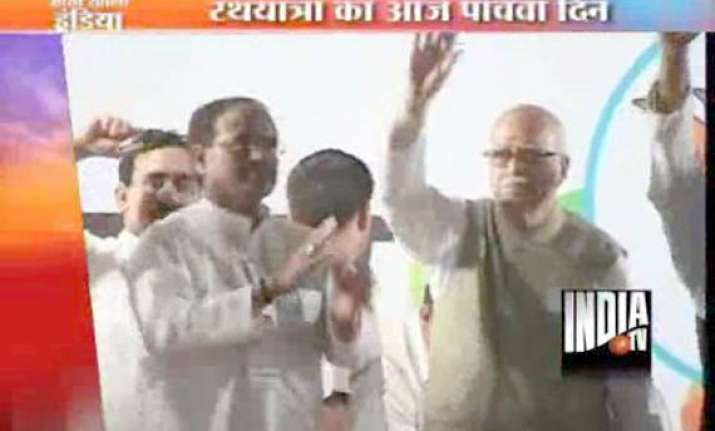 advani says will decide on pm candidature on basis of health