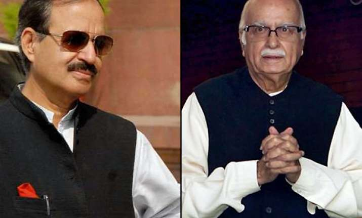 advani should worry about rival claimants in bjp cong