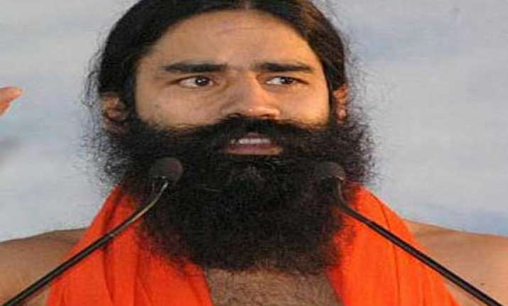 ramdev s programmes banned in lucknow congress demands