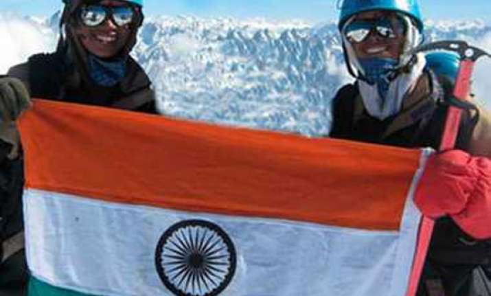 after scaling everest haryana twins to try more peaks
