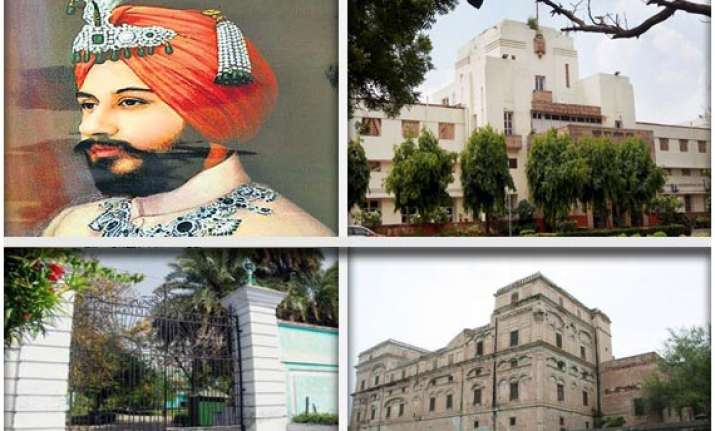 after 20 year long legal battle former maharaja s daughters