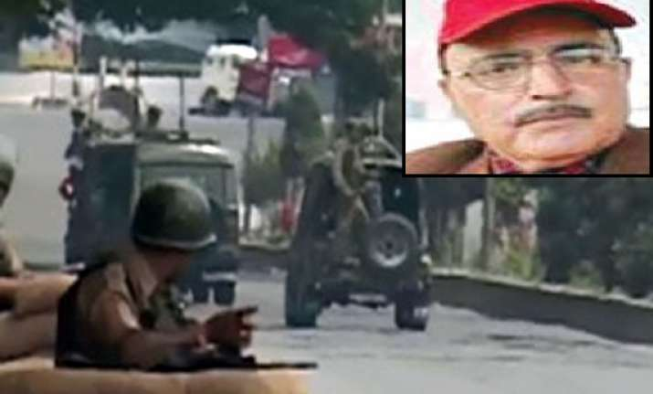 after militant attack nc leader fuels a controversy