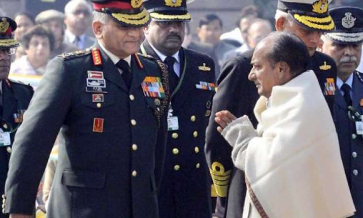 age row amicably resolved says gen singh s lawyer