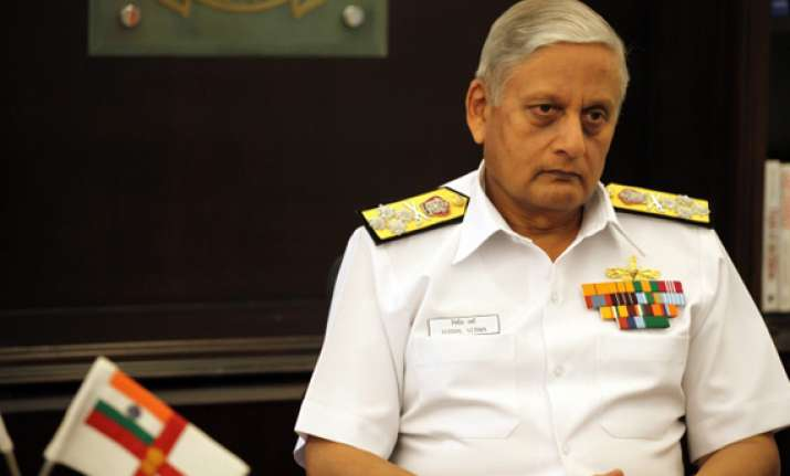 age row not affecting ties with defence ministry says navy