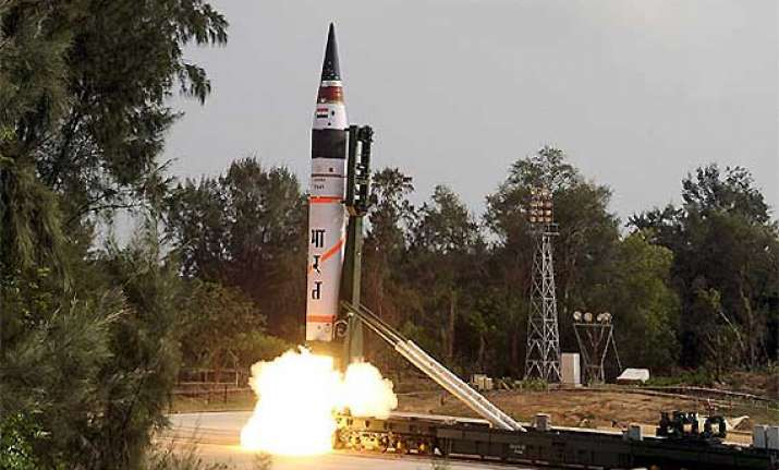 agni 5 to be inducted in armed forces by next year