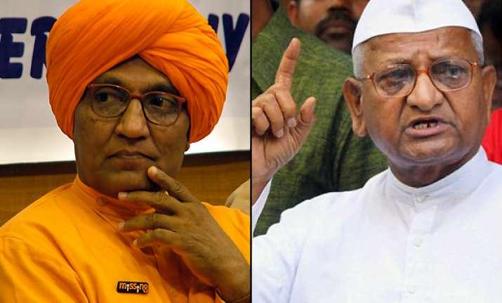 agnivesh attacks hazare says no democracy in team anna