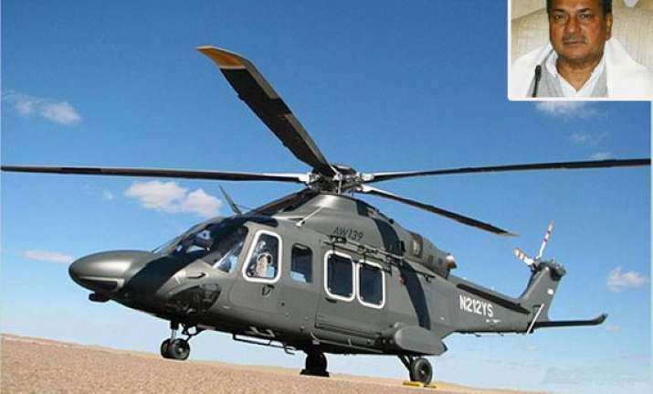 agusta westland vvip chopper deal cag report slams defence
