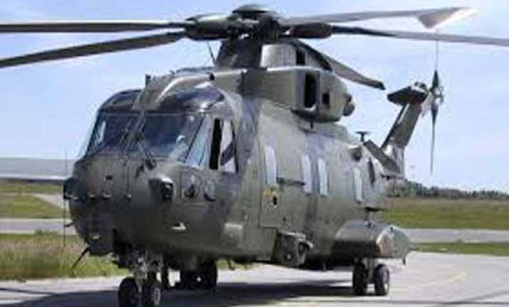 agusta guarantees defence min to take steps to recover