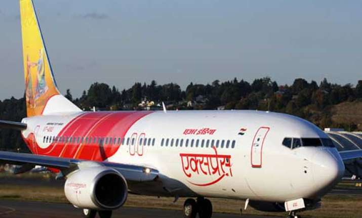 air india express flight to doha grounded due to technical