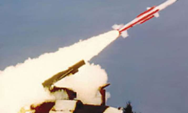air force version of akash missiles successfully test fired