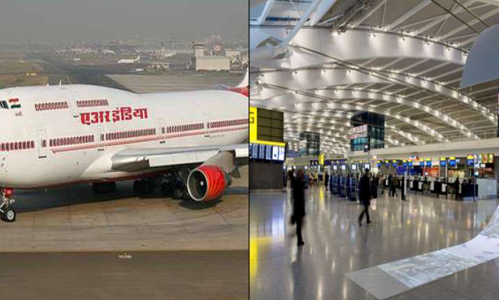 air india passengers stranded inside plane for 8 hours in