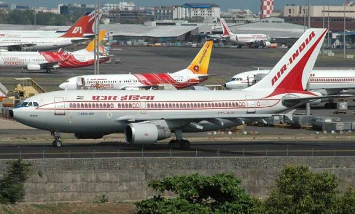 air india pilots threaten strike on march 9