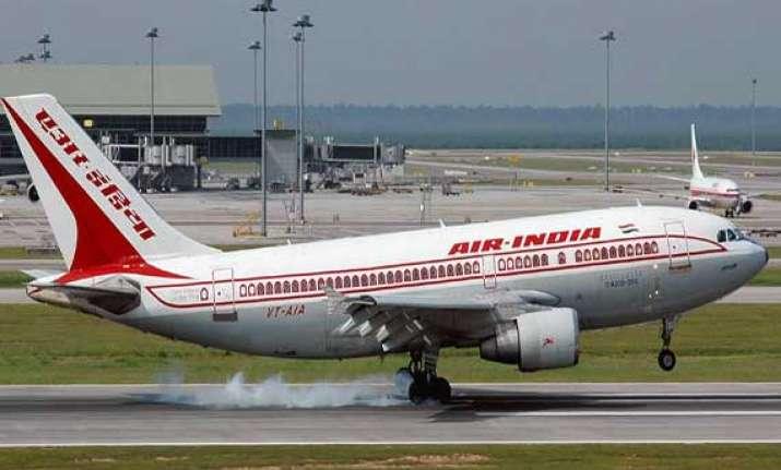 air india plane chartered to bring back delhi gangrape