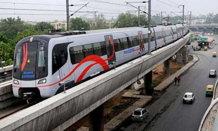 airport express metro ridership rises by 28 per cent
