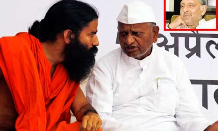 aiyar describes ramdev hazare rallies as circuses