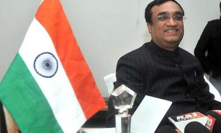 ajay maken may be made delhi congress chief sources