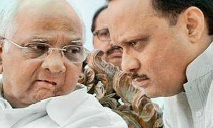 ajit outwitted uncle sharad pawar in ncp reshuffle fadnavis