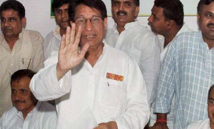 ajit singh set to join union cabinet on sunday
