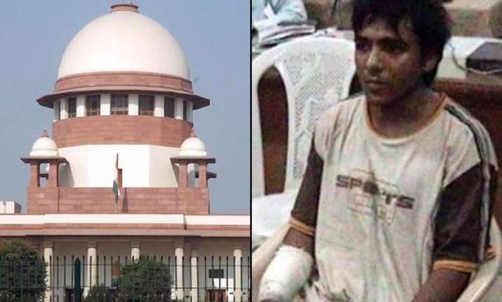 ajmal kasab moves sc challenging death penalty