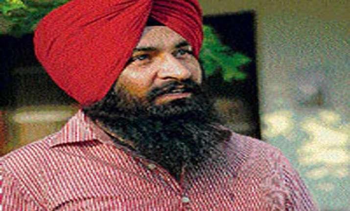 akal takht sikhs honour indira assassin beant singh s son