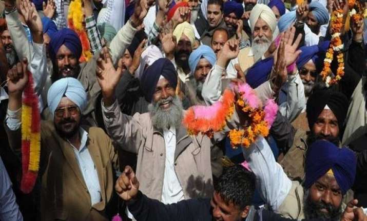 akali dal claims clean sweep in punjab local polls