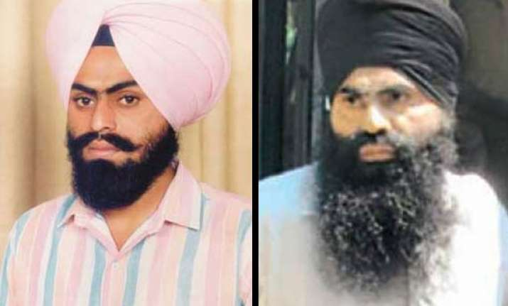 akali dal amarinder demand mercy for death row convict