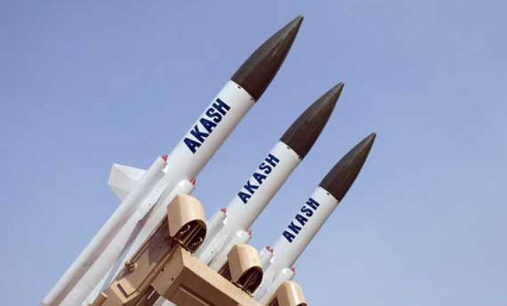 akash missile ready for induction into army drdo