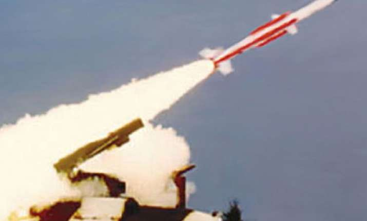 india successfully test fires surface to air akash missile